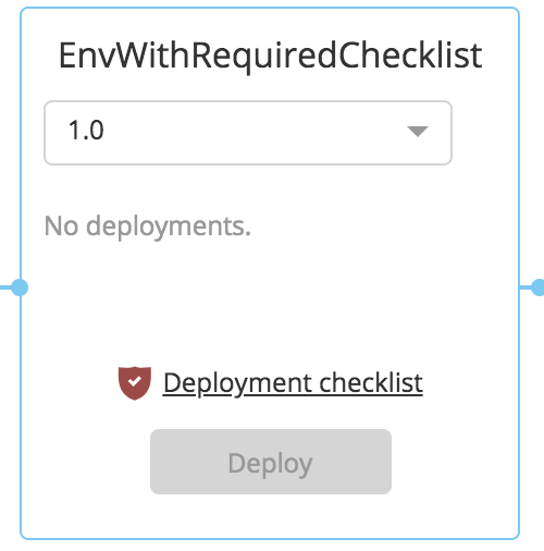 deployment pipeline error checklist