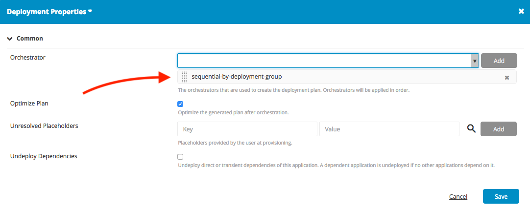 Add sequential-by-deployment-group orchestrator
